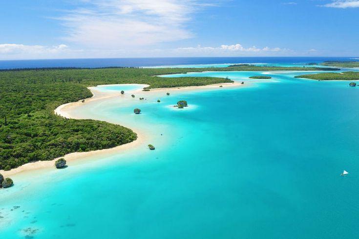 Lugar ideal para viajes de parejas en medio del Océano Pacífico