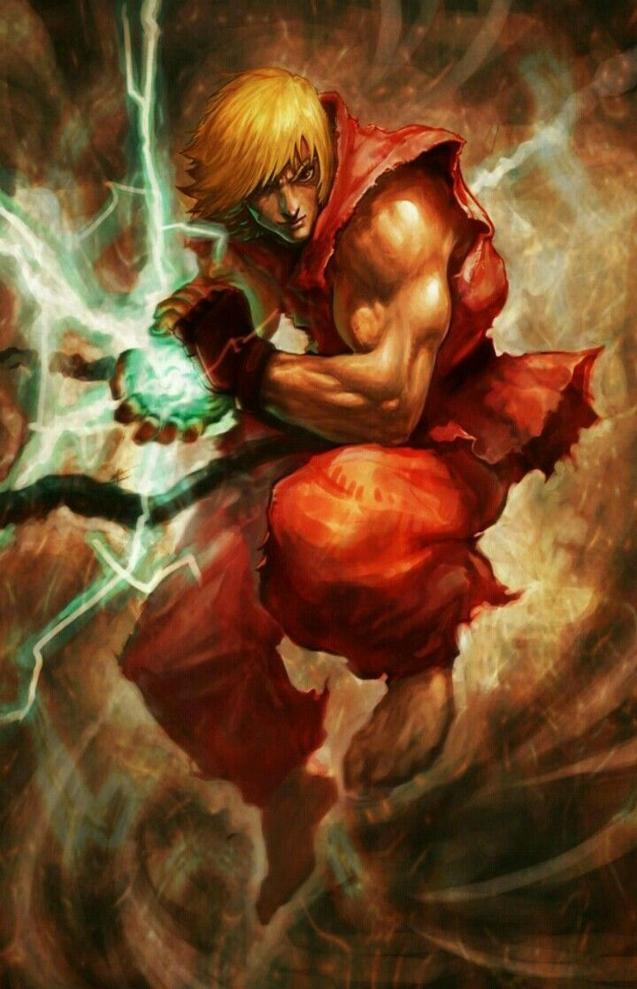 Ken masters Street Fighter