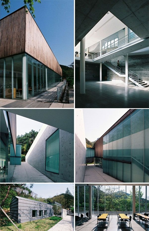 광주 의재미술관 건축가 조성룡