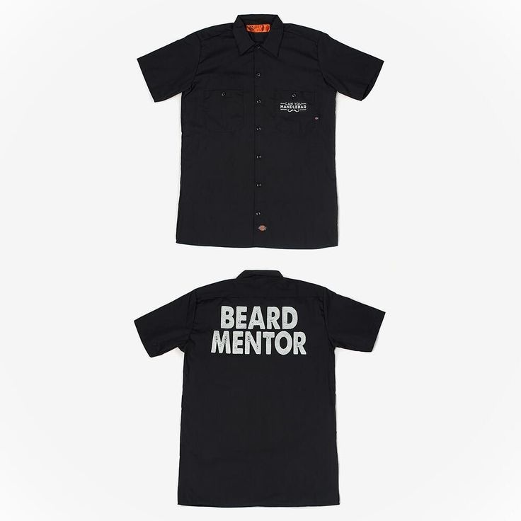 We now carry CanYouHandlebar Beard Mentor work shirts so you can dress up a bit show that youre a true beard mentor or just impress judges at the next beard competition. . .  We also have patches stickers hats and T-shirts now available. . .  Follow the link in our bio to have a closer look. . . . .  #TheBeardMentor #MoustacheLife #NewTShirts #NewProducts #BeardTips #EDCGear #EverydayCarry #EverydayConsiderations #CarryEveryday #BeardOilBrush #BeardComb #BeardBrush #BeardAreMoney…