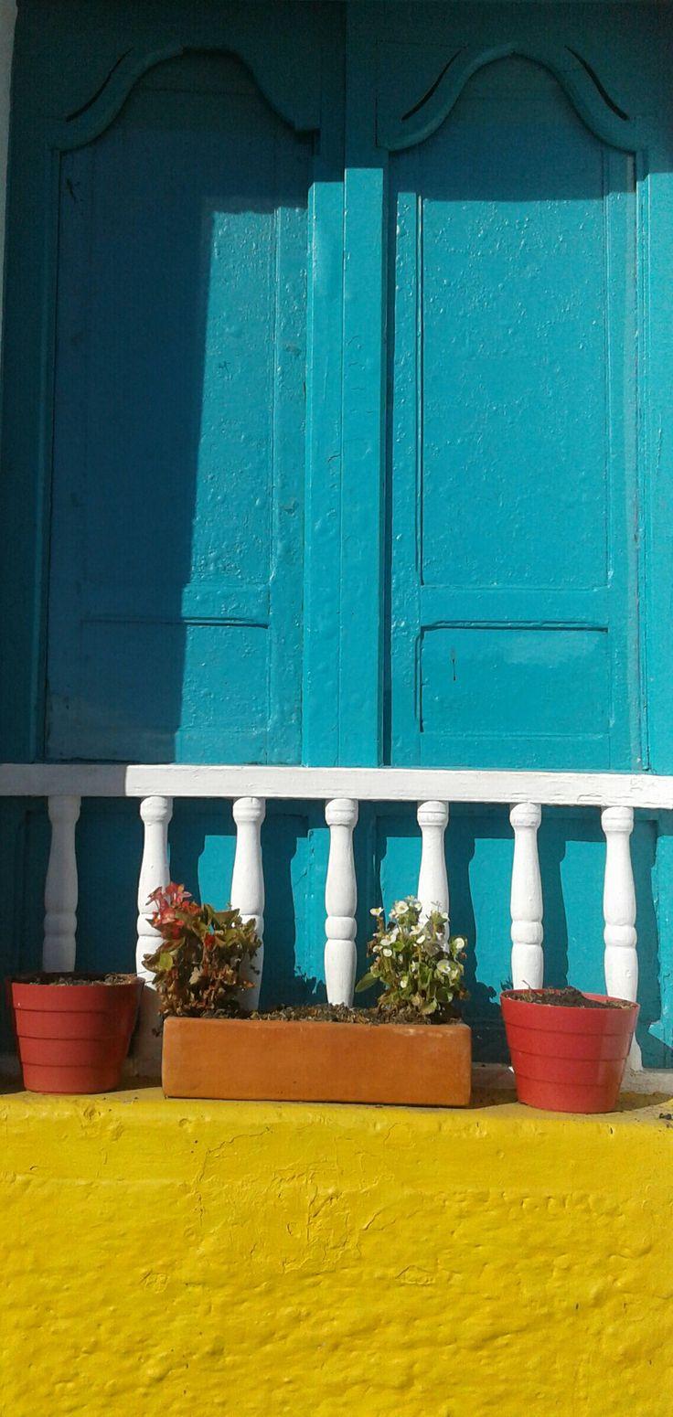 Puertas en colombia ... Tabio, Cundinamarca