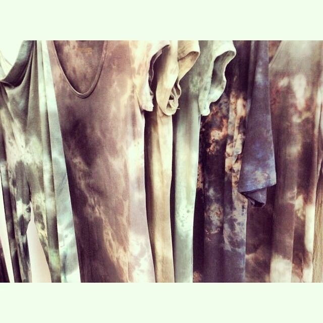 Hand-dyed in hamburg. #privatsachen #coconcommerz #handdyed #hamburg #collection #natural #eco #ecofashion #ecological #cotton #color #fabric #naturaldyes #batik #batic