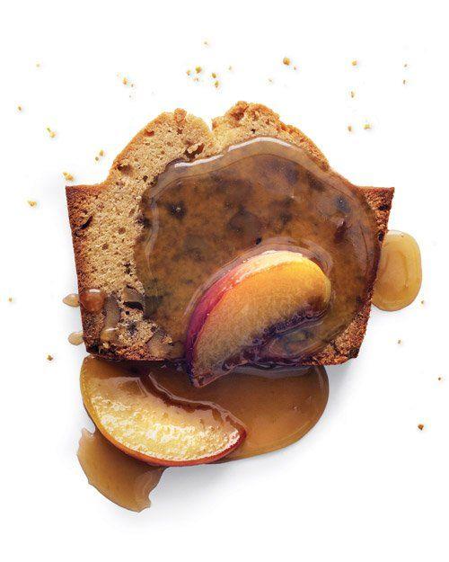 Orange nut pound cake recipe