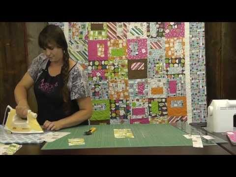 The Tea Cup Quilt - Quilting with Precut Fabric from the Missouri Star Quilt Company & 155 best Missouri Quilts Tutorials images on Pinterest | Quilt ... pillowsntoast.com