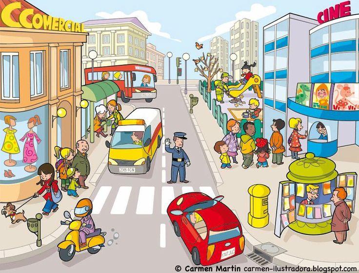 Praatplaat stad/ verkeer