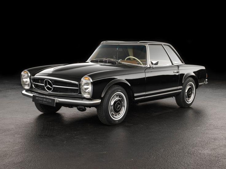 1970 Mercedes-Benz SL Pagode - 280 SL PAgode   Classic Driver Market