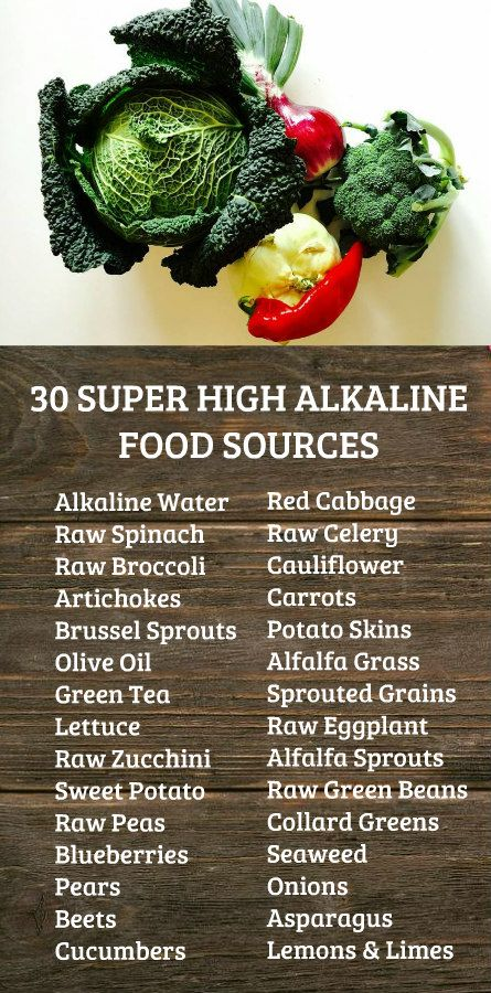 30 SUPER HIGH ALKALINE FOOD SOURCES. Learn more about alkaline rich Kangen Water; the hydrogen rich, antioxidant loaded, ionized water that neutralizes free radicals that cause oxidative stress which can lead to a variety of health issues including disease such as cancer. #Alkaline #Food #Sources