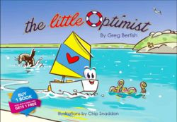 The Little Optimist Book By Greg Bertish