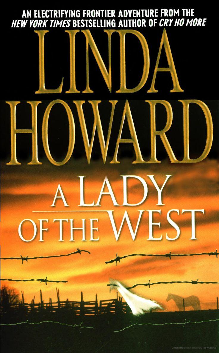 Linda Howard Books Lady Of The West
