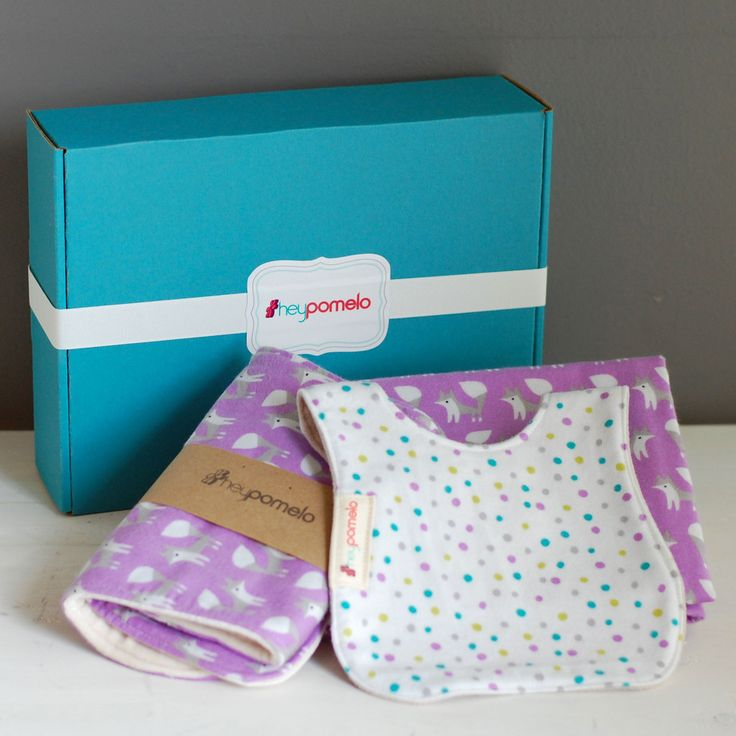 Flannel gift set