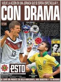 Esto    Mundial Brasil 2014  jul4/14