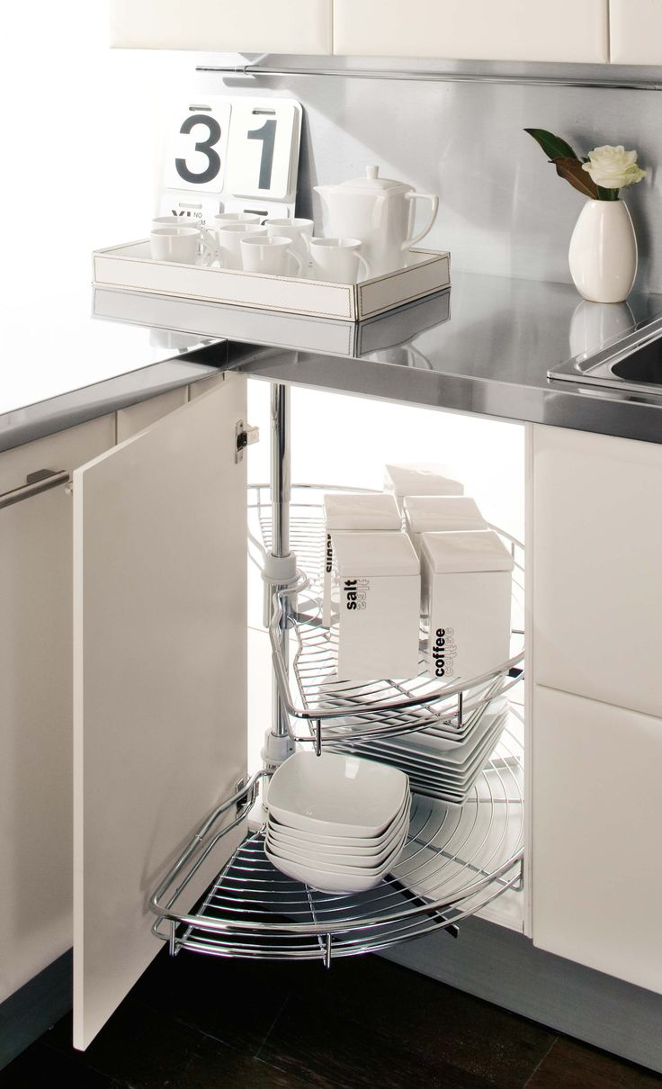 Beautiful Kitchen Cabinet Storage Systems