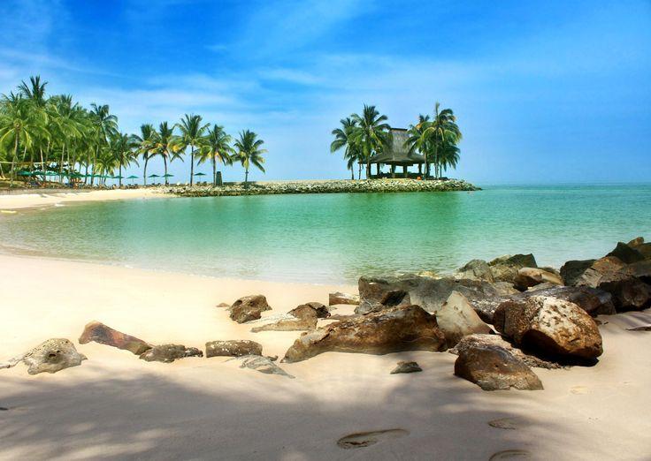 Kota Kinabalu beach