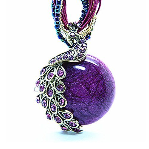 Goloy-Bohemia-Vintage-National-Style-Cats-Eye-Stone-Peacock-Necklace-0 http://jewelryshoppro.com/