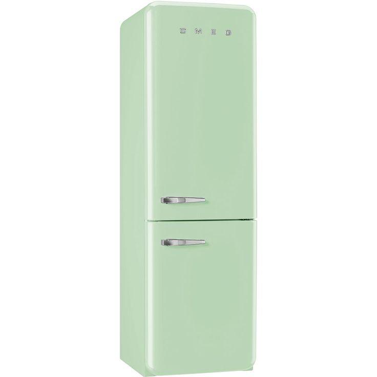 Retro Kühlschränke : Retro Kühl-/Gefrierkombination - FAB32RVN1 | Smeg DE