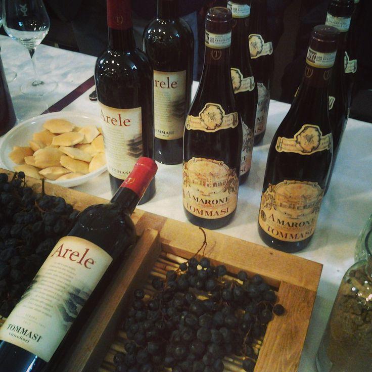 #Tommasi #Amarone & #Arele at #MeranoWineFestival 2014 #MWF #wine #Tommasiwine #tasting