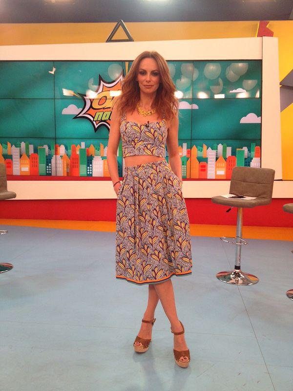Μπέτυ Μαγγίρα: Το total Zara look της είναι αυτό που θα αντιγράψουμε φέτος το καλοκαίρι