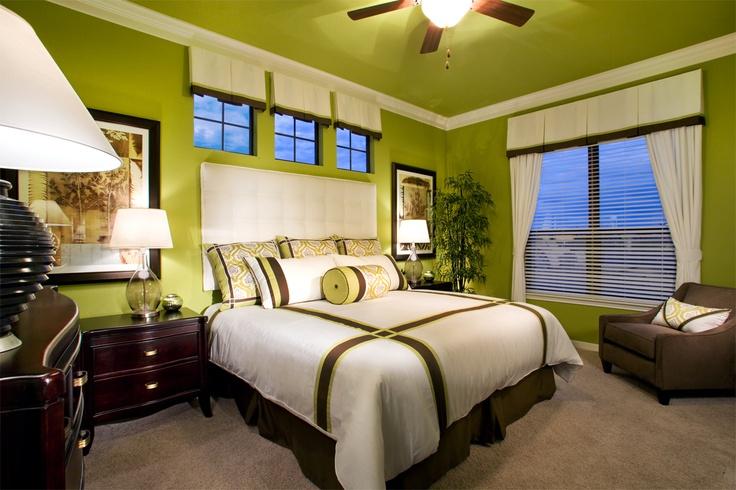 "I just ""Love"" this Master Bedroom. Stylecraft Builders"