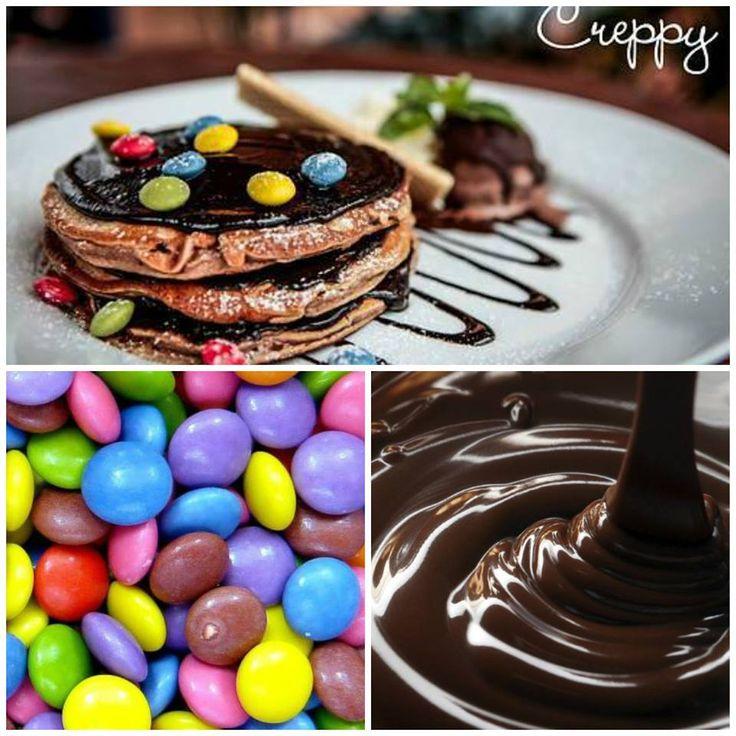 Choco Love - a csoki támadása smarties-zal