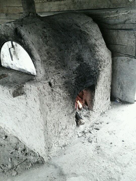 Horno de barro Coltauco, Chile