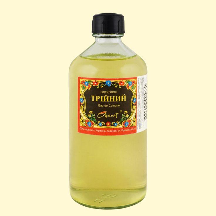 """SHOP-PARADISE.COM """"Eau de Cologne """"Trojnoj"""" gelb, 185 ml - Parfum"""" 1,67 € http://shop-paradise.com/de/eau-de-cologne-trojnoj-gelb-185-ml-parfum"""