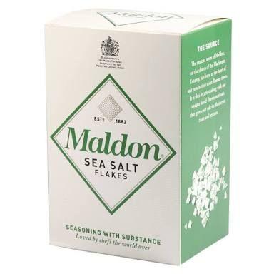 sea salt maldon - Google Search
