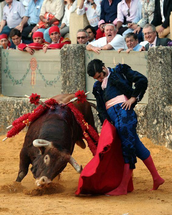 MORANTE DE LA PUEBLA GOYESCA DE RONDA 2011: