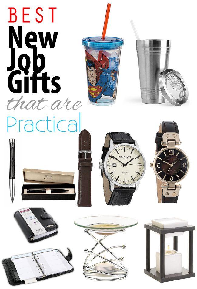 New Job Gift Ideas