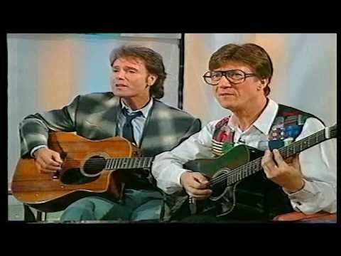 Cliff & Hank - 'Travellin light' -  Sir  Cliff Richard & Hank Marvin (With Clips & Interview)