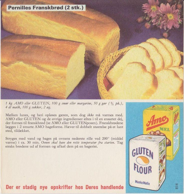 Pernilles franskbrød