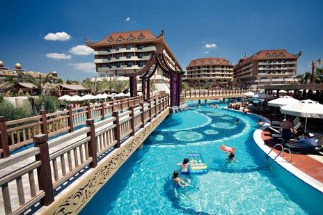 Royal Dragon Resort, nr. Side, Colakli, Antalya, Turkey