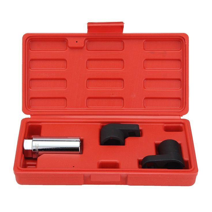 Buy Wallmart.win 3Pcs Auto Car Oxygen Sensor 6 Point Socket Wrench O2 Tool Remover Installer Set: Vendor: BG-US-Automobiles-Motorcycles…