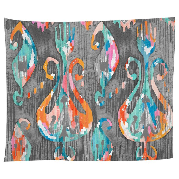 Spiral of Silence Tapestry