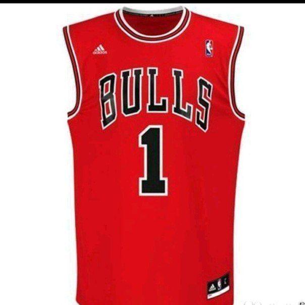 Продаю новую баскетбольную майку бренда Адидас, Чикаго Буллз Деррик Роуз. Размер XXL 52-54 для роста 188см -191см куплена в footlocker в США