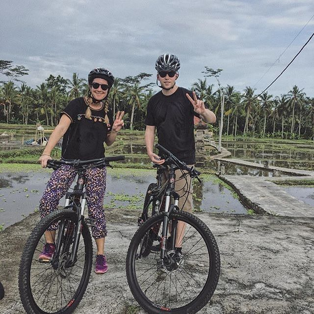 From ricefields to rivers from hillsides to old-world museums get ready for a slow-cruising around the U town on Saturday and Sunday afternoons guided by our team and oh it's free for all staying guests. Enjoy. |  by our GRO @ikdarmana #cyclingsquad . . . ........ #bismaeight #luxuryhotel #boutiquehotel #ubud #bali #besthotel #bestresort #ubudhotel #balihotel #ubudtrip #balitrip #travelpics #traveling #wanderlust #travellers #luxtravel #worldtraveller #travelbloggers #travelerschoice…