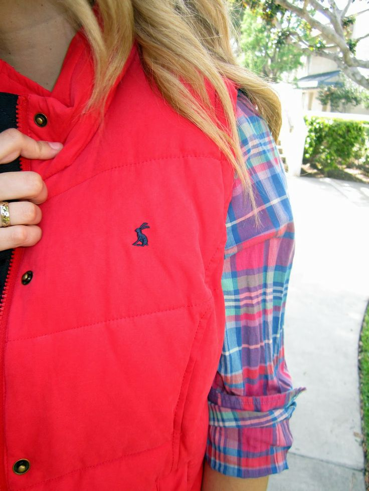 the daily dani: Perfect & Preppy: Joules USA