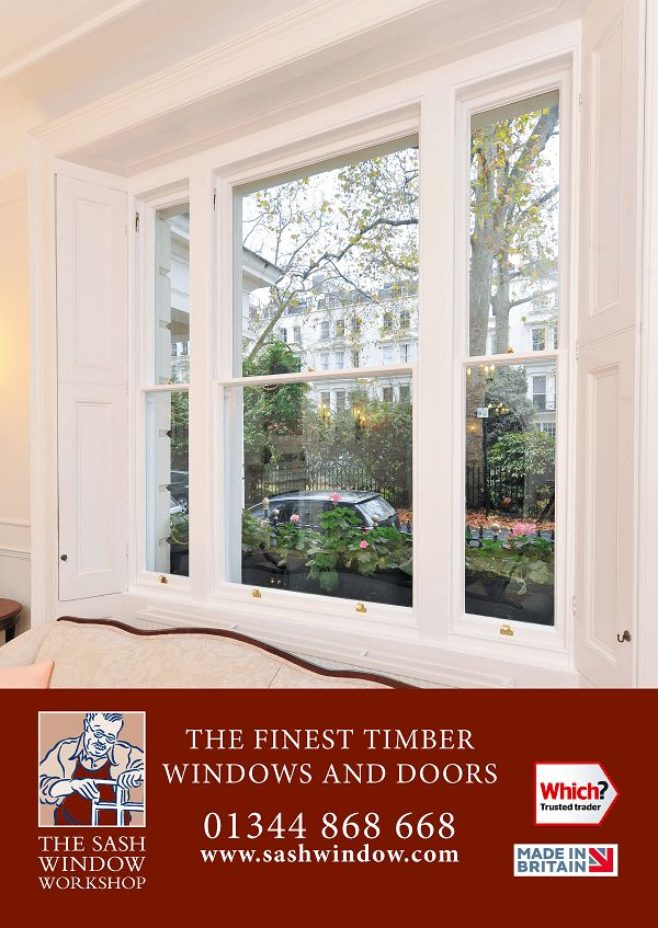 Look out for The Sash Window Workshop in Opera Holland Park's 2017 Programme