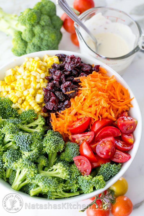 Broccoli Corn Salad
