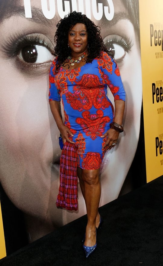 Is it bad that I'm sort of channeling Loretta Devine for Turtle? Her and other sassy black women....