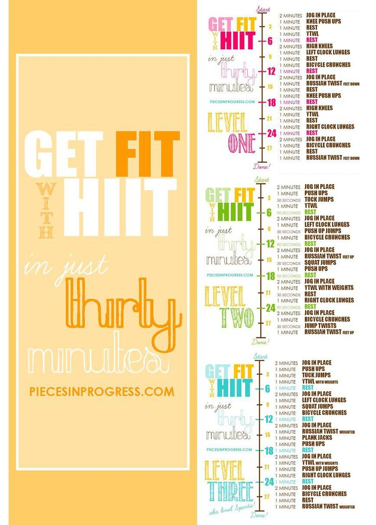 Get Fit with HIIT at home workout series #fitness #workouts #health