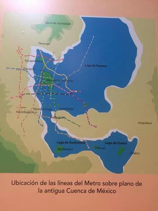 Lineas del metro