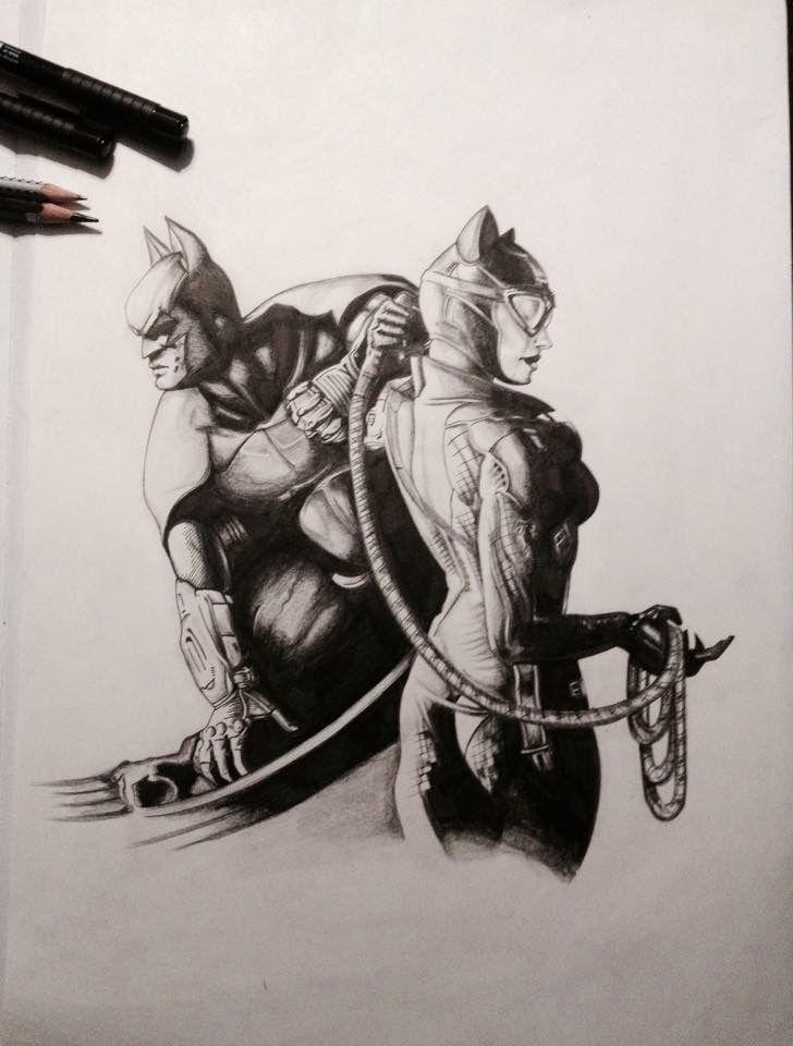 #tattoo #suziramone #handmade #black_and_grey #dc_comics