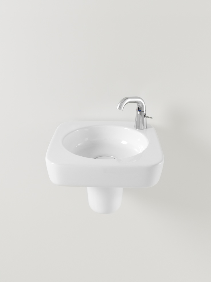Caroma U0026 Marc Newson Designer Bathroom Range: Free Standing Basin And Tap