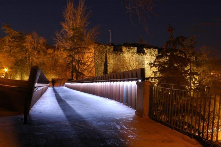 Murallas de Pamplona, Navarra, Camino de Santiago