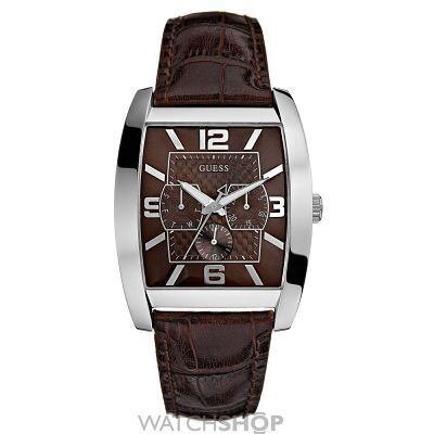 Mens Guess Power Broker Chronograph Watch W80009G2