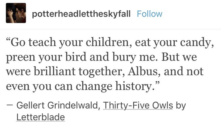 Gellert grindelwald deathly hallows for the greater good Albus dumbledore