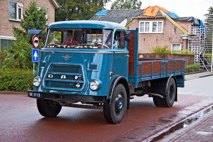 DAF A1600DD425 1962