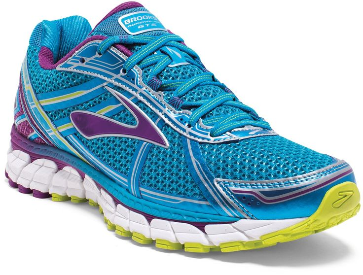 Brooks Adrenaline GTS 15 Road-Running Shoes - Women's - REI.com  Moderate Pronation