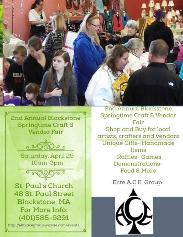 Church Craft Fairs In Ma
