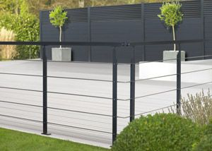 17 meilleures id es propos de balustrades de terrasse. Black Bedroom Furniture Sets. Home Design Ideas